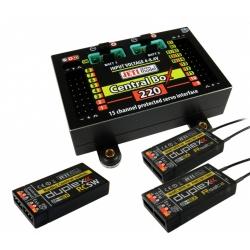 Central BOX 220 + 2x Rsat2 + RCSW