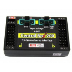 Central Box 200 + Magnetic switch
