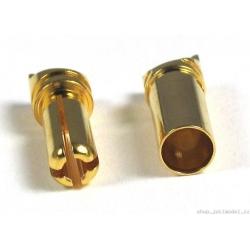 Konektor 4mm- 5párov